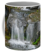 Waterfall On The Paradise River Coffee Mug