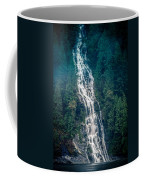 Waterfall Princess Louisa Inlet Coffee Mug