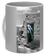 Waterfall Through The Magic Door Coffee Mug