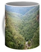 Waterfall Valley Coffee Mug