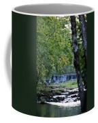 Waterfalls At Dusk 2012 Coffee Mug