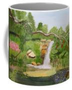 Waterfalls At Red Butte Garden Coffee Mug