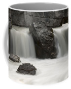 Waterfalls On Nigel Creek Coffee Mug