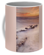 Waterfalls On The Rocks Coffee Mug