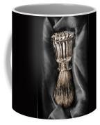 Waterford Crystal Shaving Brush 2 Coffee Mug