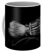 Waterford Crystal Shaving Brush Coffee Mug