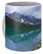 Waterfowl Lake Coffee Mug
