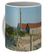 Waterfront Beach Cottages Coffee Mug