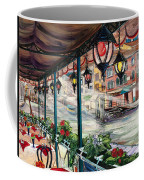 Waterfront Cafe Coffee Mug