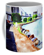 Waterfront In Dumbo Coffee Mug