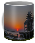 Waterfront Park Sunrise Coffee Mug