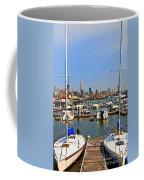 Waterfront View Hoboken Coffee Mug