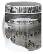 Watering Hole Ducks Only Coffee Mug
