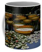 Waterlilies All Coffee Mug
