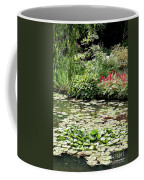 Waterlily Pond Giverney Coffee Mug