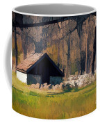 Waterloo Buildings  Coffee Mug