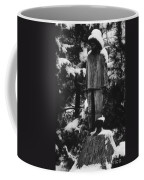 Waterman's Statue Coffee Mug