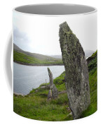Waters Edge Stones At Bernera Coffee Mug