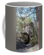 Waterwheel At Stone Mountain Coffee Mug