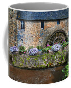 Waterwheel In Brittany Coffee Mug