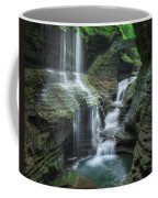 Watkins Glen Coffee Mug by Bill Wakeley