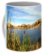Watson Lake Arizona Coffee Mug