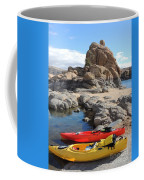 Watson Lake Coffee Mug by Diane Greco-Lesser