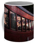 Waukewan Train Coffee Mug