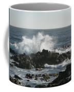 Wave Action Coffee Mug