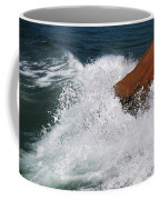 Wave Action Florianopolis Coffee Mug