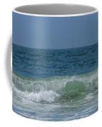 Wave At Seal Beach Coffee Mug