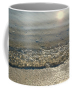 Wave On The Beach Coffee Mug