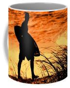 Wave Search Coffee Mug
