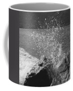 Wave Spray Coffee Mug