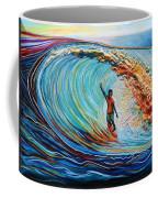 Wave Surfer Coffee Mug