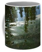 Wavering Reflections Coffee Mug