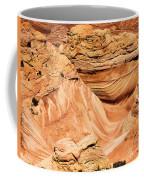 Waves And Twists Coffee Mug