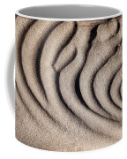 Waves Of A Desert - Mesquite Sand Dunes Coffee Mug