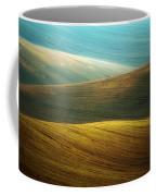 Waves Of Colours Coffee Mug