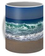 Waves Of Happiness  Coffee Mug