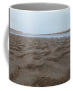 Waves Of Sand Coffee Mug