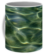 Waves On Lake Tahoe Coffee Mug