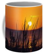 Waving Goodby Coffee Mug