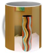 Wavy Vase Coffee Mug