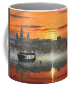 Wawel Sunrise Krakow Coffee Mug