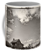 Way Up In The Clouds Coffee Mug