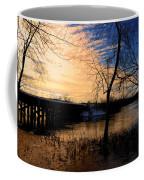 Wayland Central Mass Rr Trestle Coffee Mug