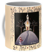 We Love Him Coffee Mug by Catherine Holman