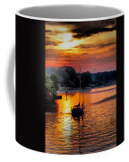 We Sail At Sunrise Coffee Mug