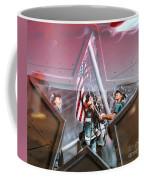 We Will Always Remember Coffee Mug